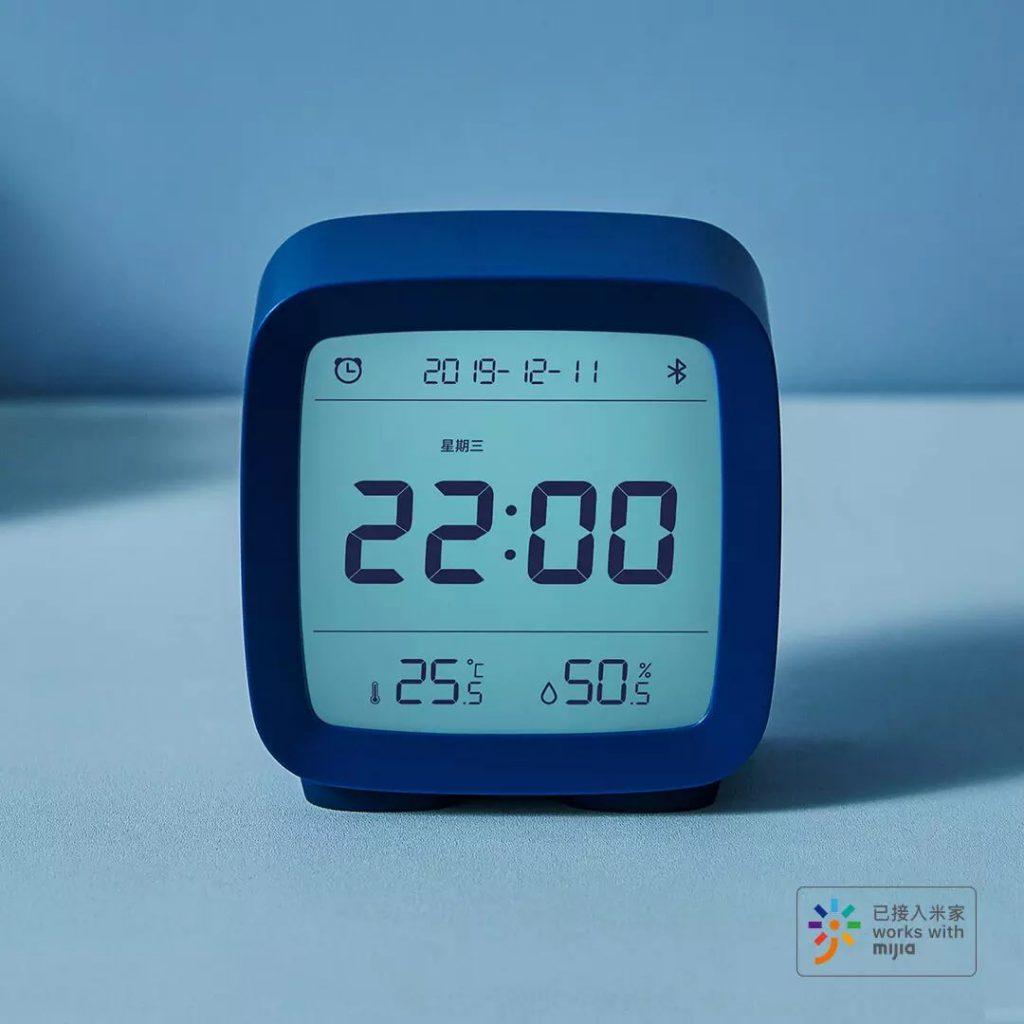 Chytrý budík Xiaomi Qingping Bluetooth Alarm Clock