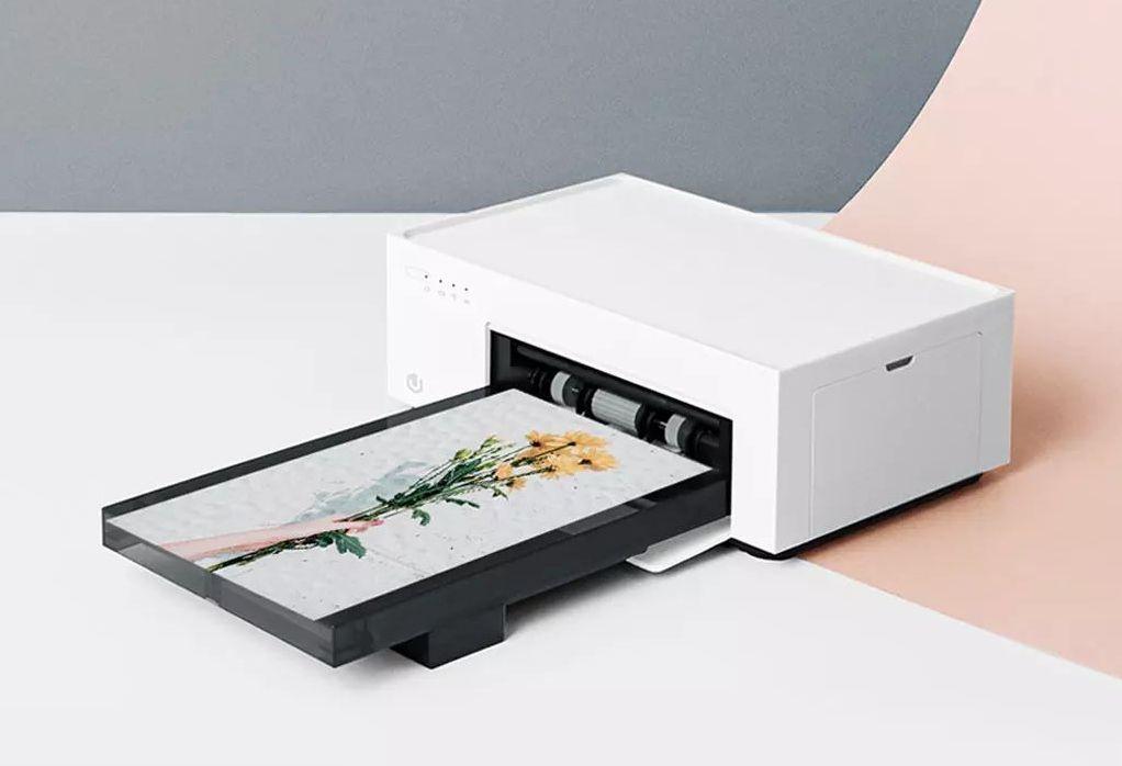 Fototiskárna Xiaomi Jiyin Gramophone Photo Printer