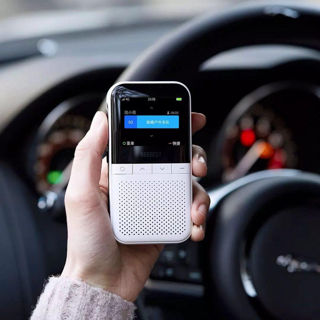 Vysílačka Xiaomi Gigabee Smart Walkie-talkie