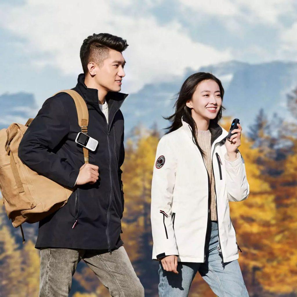 Vysílačka od Xiaomi