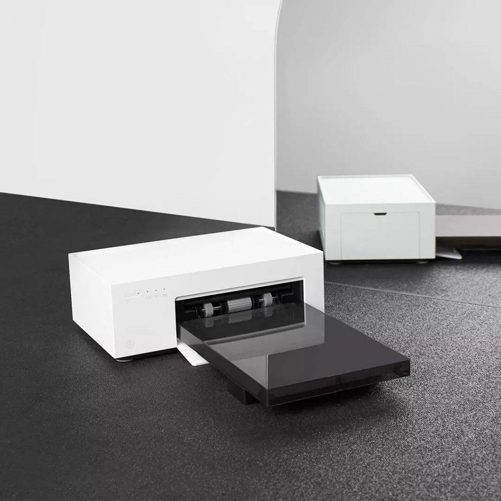 Xiaomi Jiyin Gramophone Photo Printer - fototiskárna
