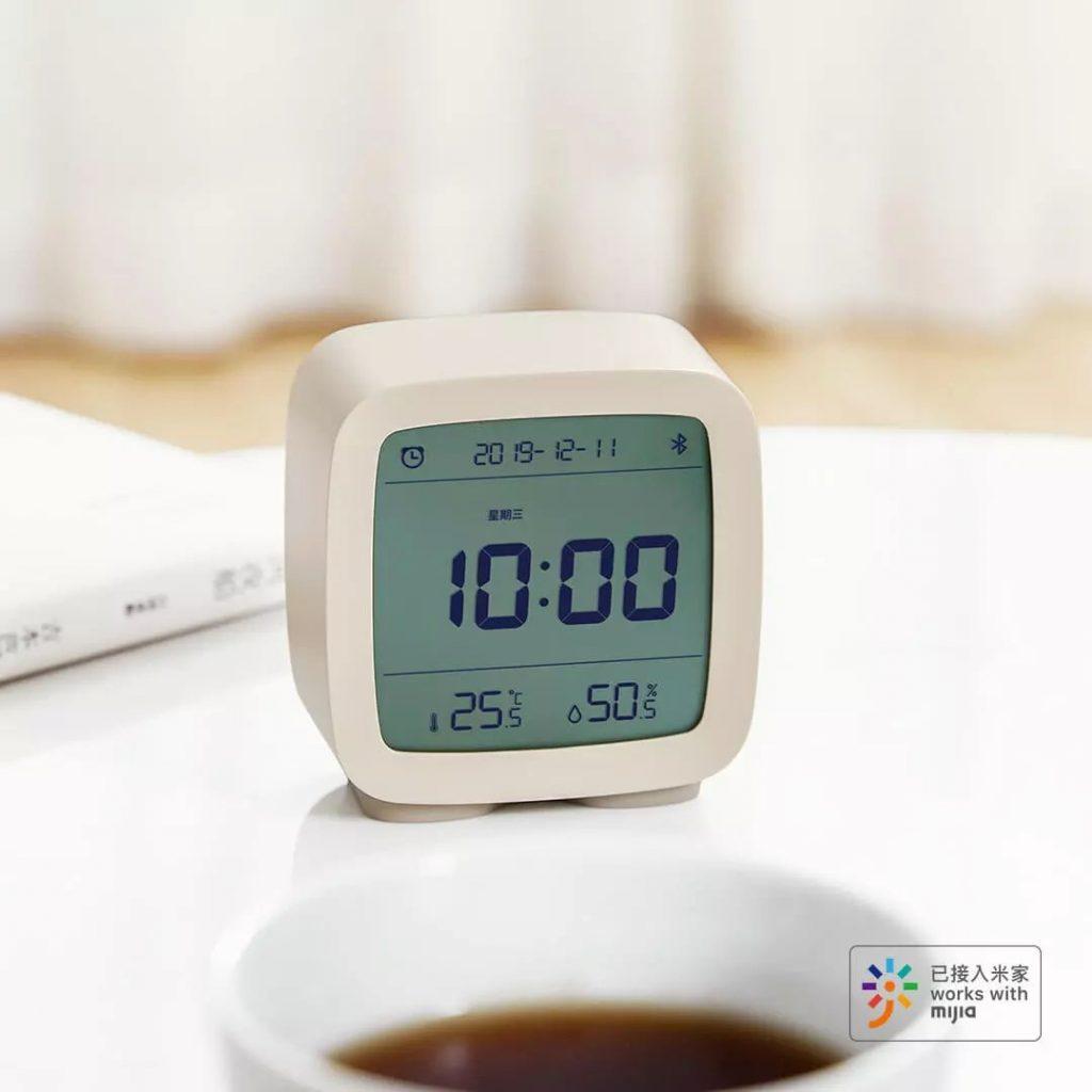 Xiaomi Qingping Bluetooth Alarm Clock - chytrý budík