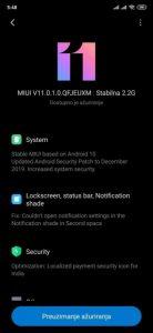 Android 10 pro Xiaomi Mi 9T