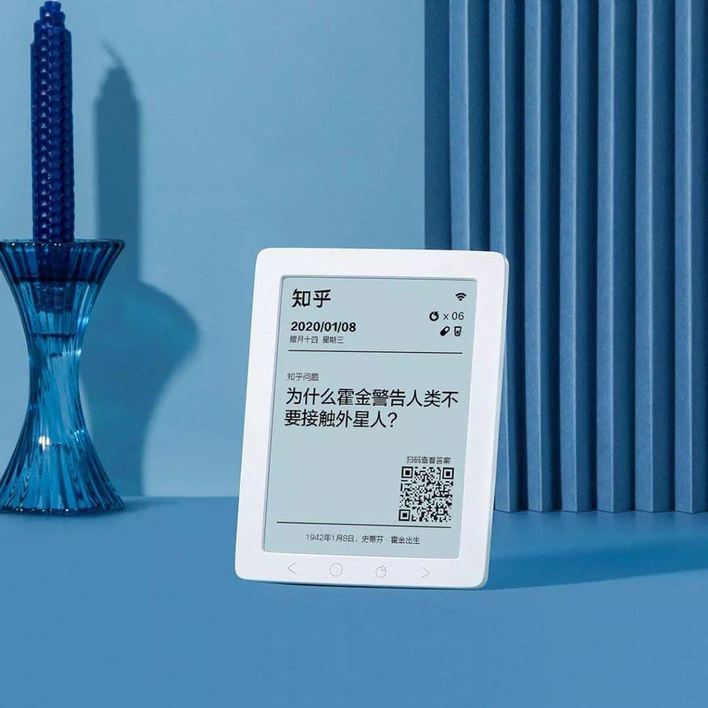 Digitální kalendář Xiaomi Smart Health Calendar
