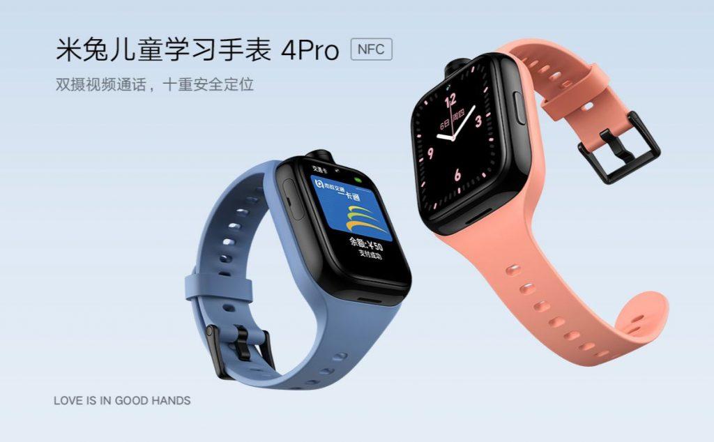 Xiaomi Mitu Children Learning Watch 4 Pro - chytré hodinky pro děti