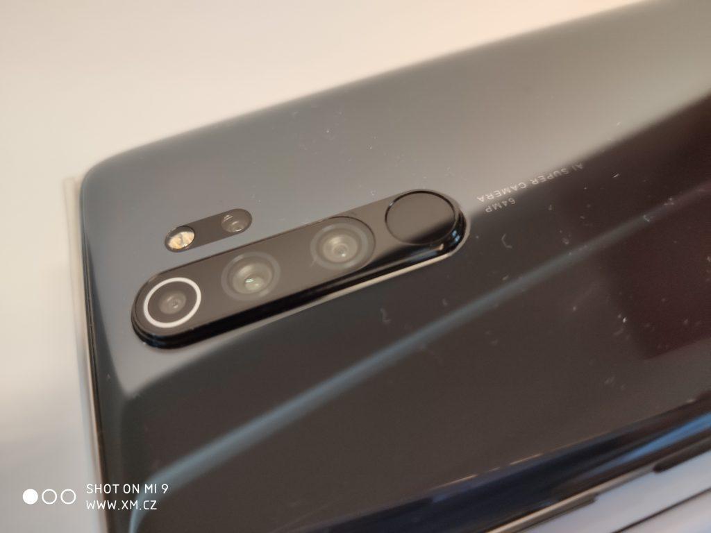 Optika fotoaparátu