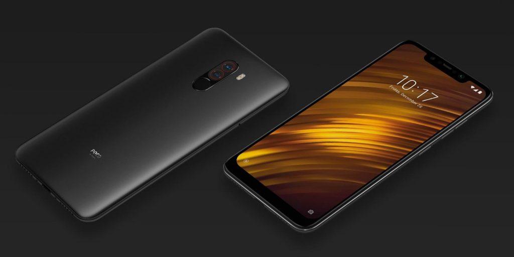 Pocophone F1 konečně dostává aktualizaci na Android 10!