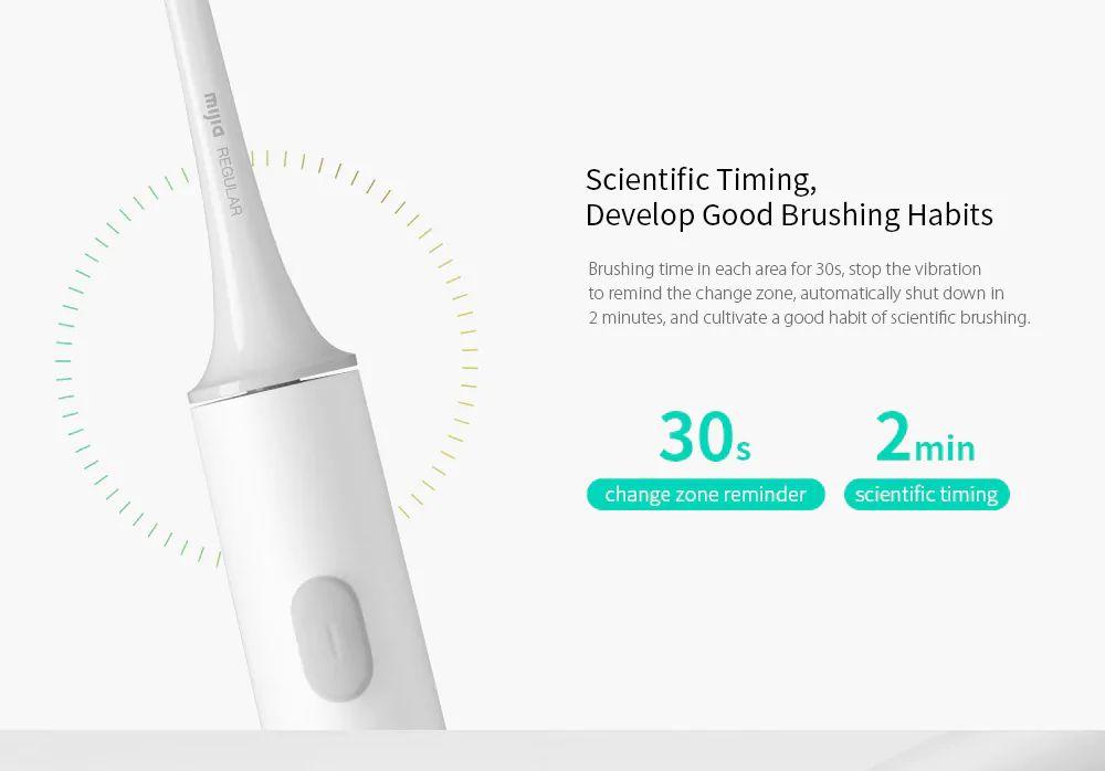 Xiaomi Mijia T300 Sonic Electric Toothbrush