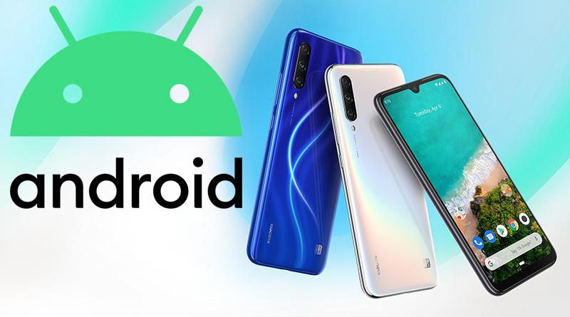 Aktualizace na Android 10 pro Xiaomi Mi A3 dorazí až v březnu
