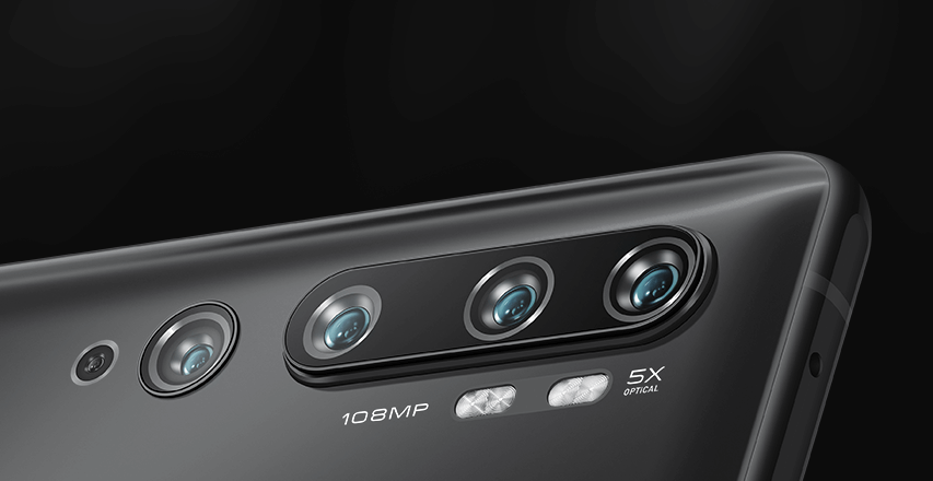 Fotoaparát Xiaomi Mi Note 10