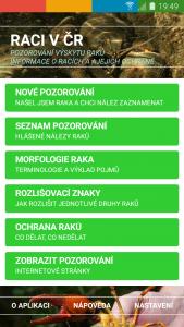 Raci v ČR