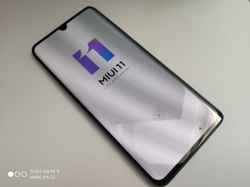 Recenze Xioami Mi Note 10 může začít