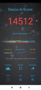 Xiaomi Mi Note 10 - AI Benchmark