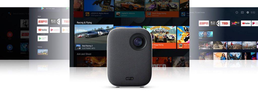 Xiaomi Mi Smart Compact Projector - projektor