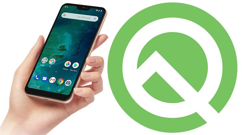 Aktualizace na Android 10 udělala z telefonů Xiaomi Mi A2 Lite těžítka