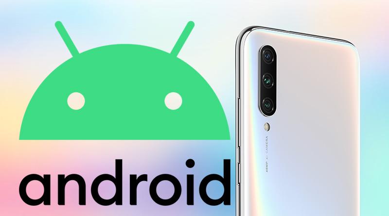 Xiaomi znovu spouští aktualizaci na Android 10 pro Mi A3