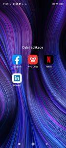 Další aplikace