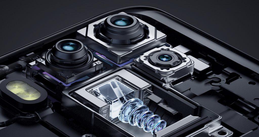 Čtyři fotoaparáty
