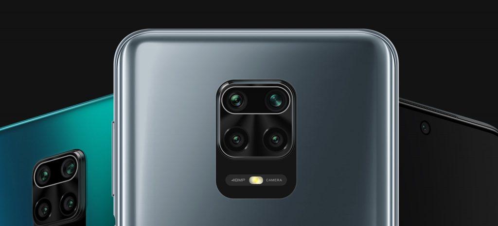 Redmi Note 9S přichází s celkem pěti fotoaparáty