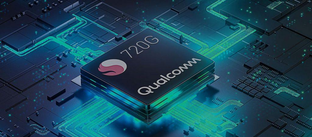 Srdcem je Qualcomm Snapdragon 720G
