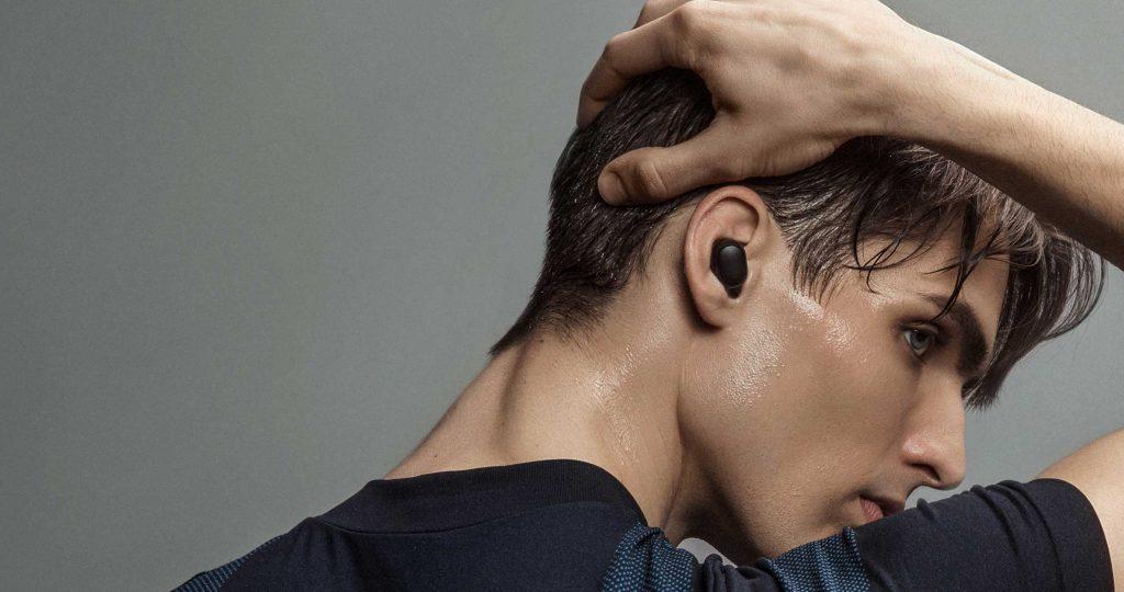 Bezdrátová sluchátka Xiaomi Mi True Wireless Earbuds Basic S