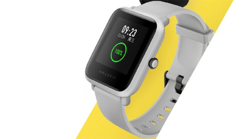 Amazfit BIP Lite 1S: levné chytré hodinky se 30denní výdrží, GPS a NFC
