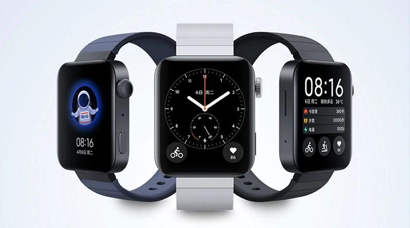 Chytré hodinky Xiaomi Mi Watch se chystají na evropský trh