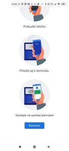 Bezkontaktní platby s Mi 10 Pro