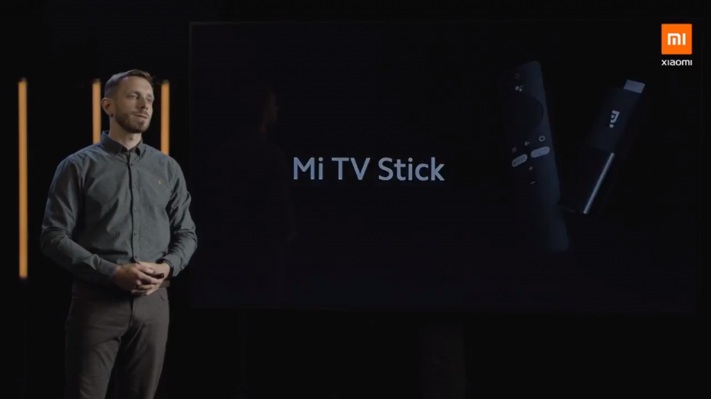 Cristian Klaus představuje Xiaomi Mi TV Stick