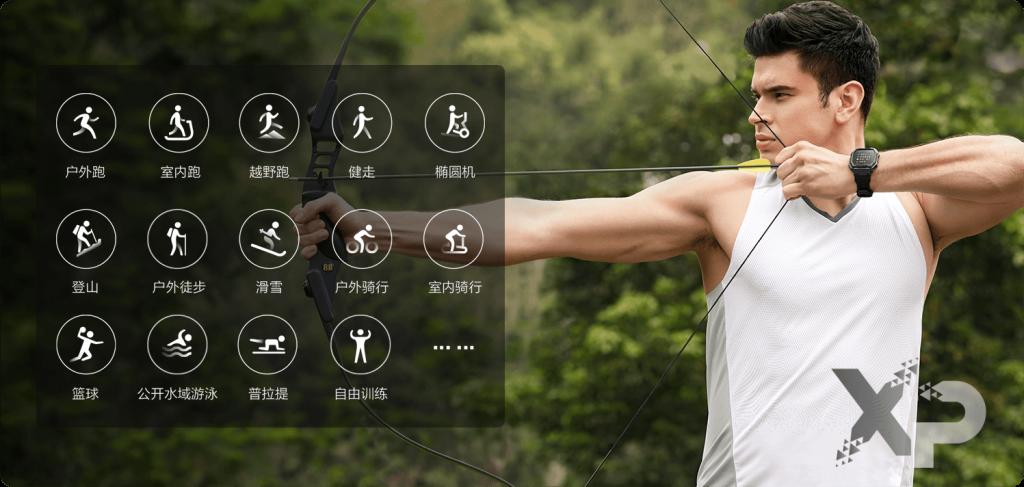 Sedmdesát typů sportovních aktivit