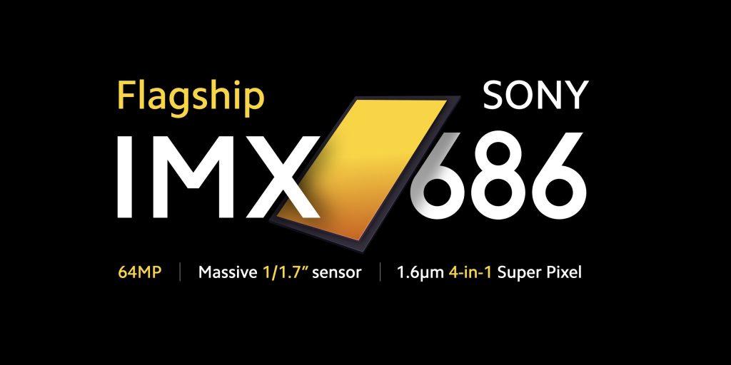Snímač Sony IMX686