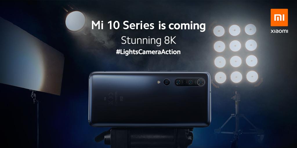 Xiaomi Mi 10 Pro umí 8K video