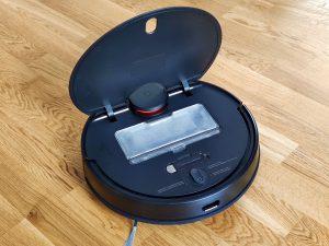 Xiaomi Mi Robot Vacuum Mop Pro vnitřek