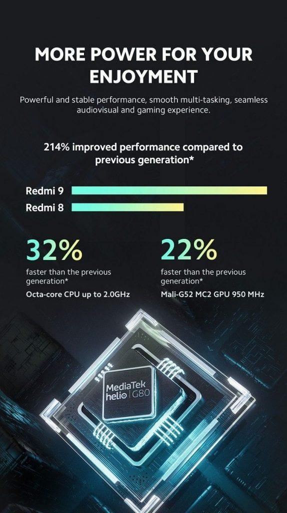 MediaTek Helio G80 slibuje vyšší výkon