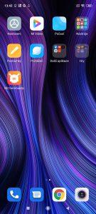 Předinstalované aplikace 2
