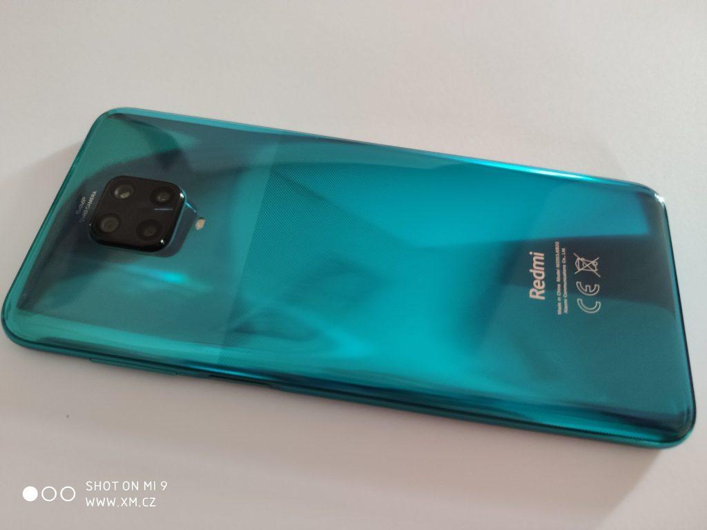 Redmi Note 9 Pro zezadu