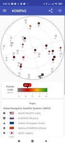 Satelity Galileo mobil nevidí