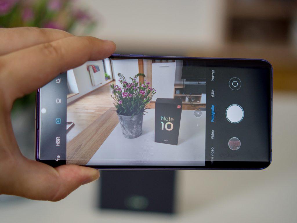 Xiaomi Mi Note 10 Lite foto