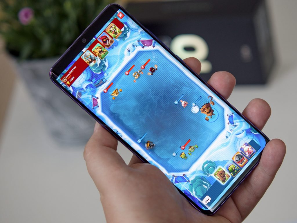 Xiaomi Mi Note 10 Lite hry
