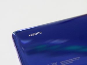 Xiaomi Mi Note 10 Lite logo