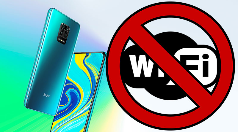 Některé telefony Redmi Note 9S se samovolně odpojují od Wi-Fi