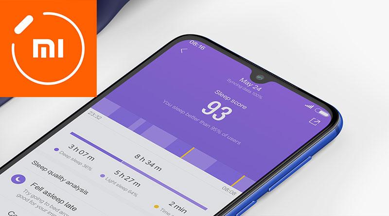 Problémy s aplikací Mi Fit: nepočítá kroky, neměří spánek ani tep