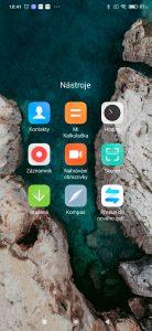 Nové ikony aplikací