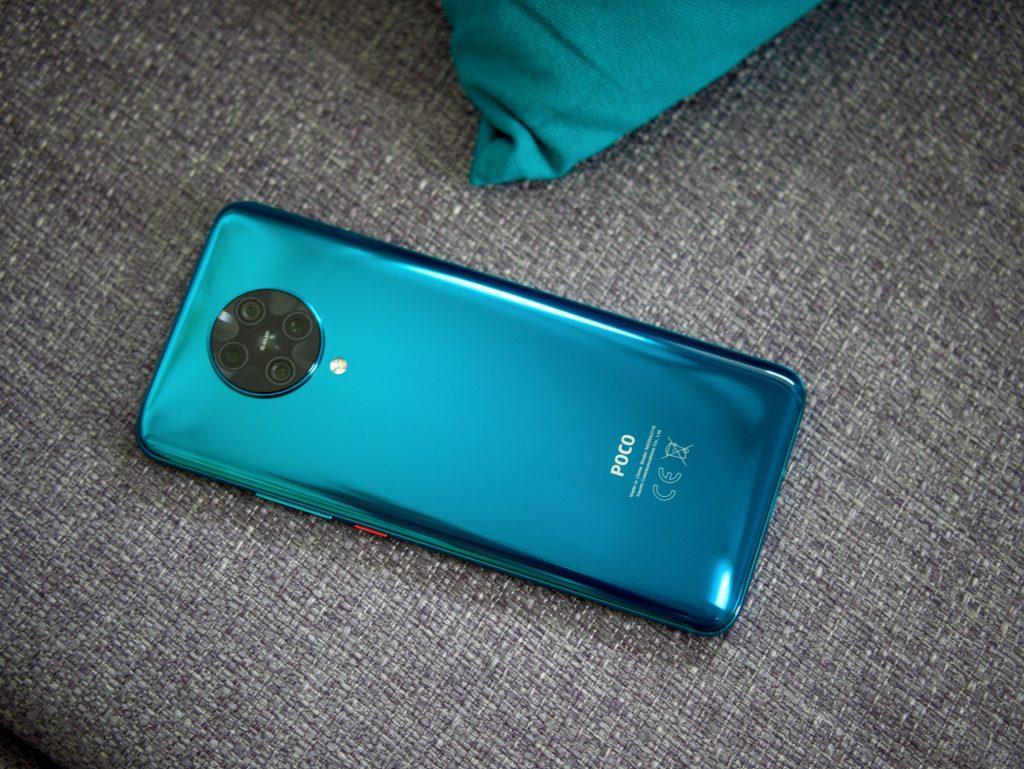 Xiaomi Poco F2 Pro záda