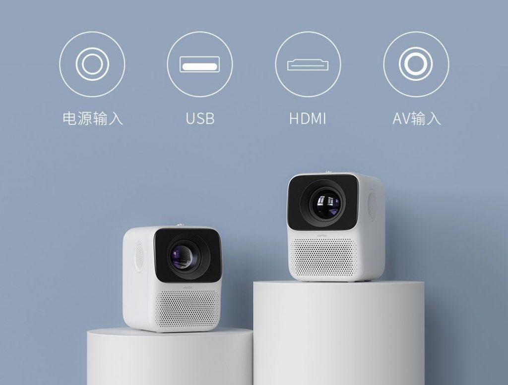 Projektor Xiaomi Wanbo T2 Free Projector