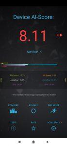 Redmi Note 9 v AI Benchmark