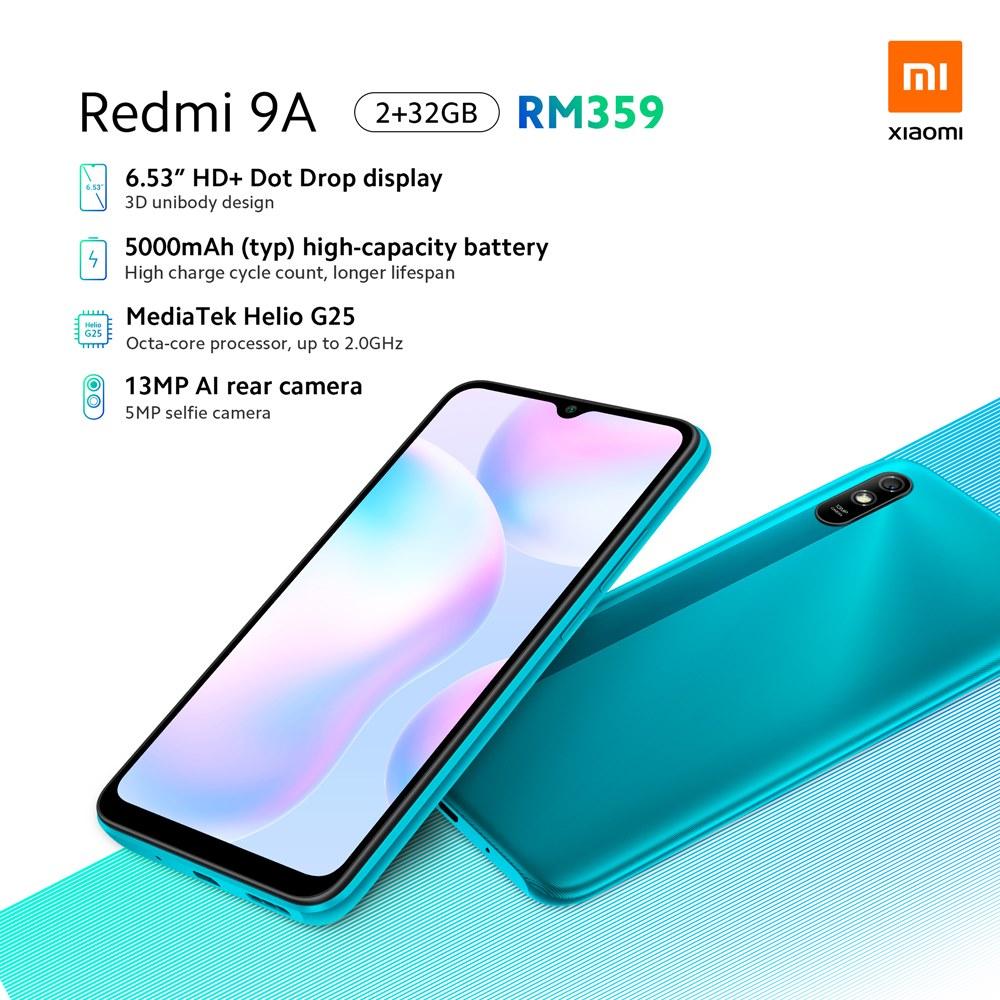 Telefon Redmi 9A