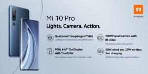 Vlajková loď Xiaomi Mi 10 Pro