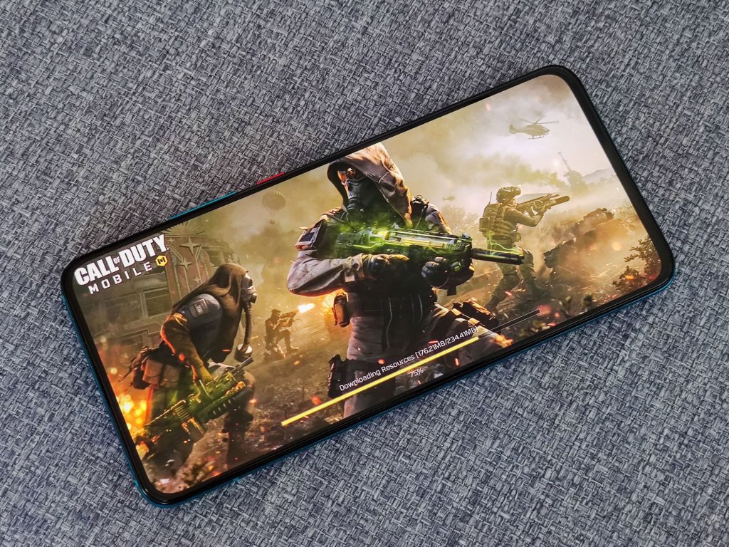 Xiaomi Poco F2 Pro call of duty