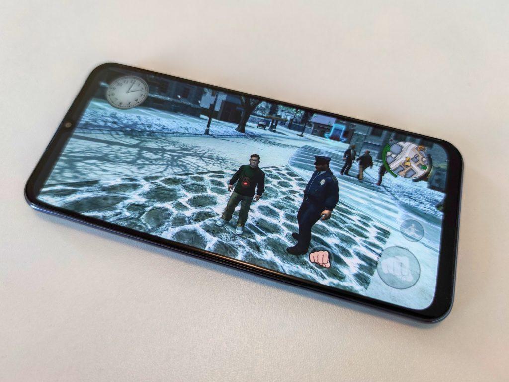 Xiaomi Mi 10 Lite hraní her